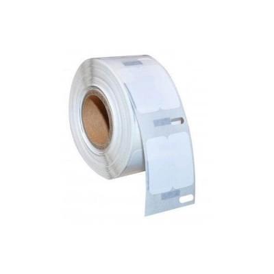 Confezione da 1000 Etichette Compatibili DYMO S0722530 11353 25mm x 13mm