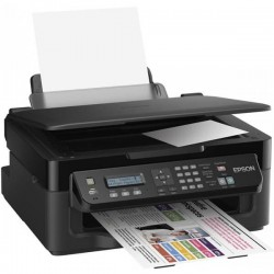Stampante Multifunzione Epson WF-2510WF Wifi 4 in 1 Scanner Copia Stampa Fax