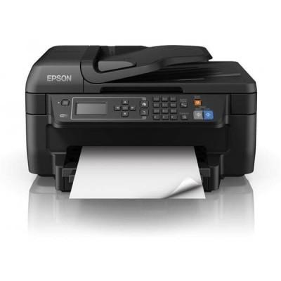 Stampante Multifunzione Epson WF-2750DWF Wifi 4 in 1 Scanner Copia Stampa Fax Fronte Retro Automatico