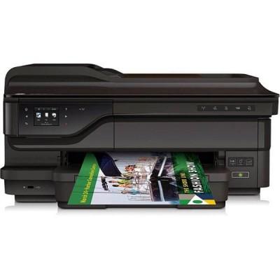 Stampante Multifunzione Hp Officejet 7612 A4 A3 Wifi 4 in 1 Scanner Copia Stampa Fax Fronte Retro Automatico