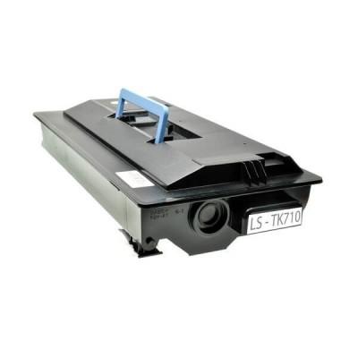 Toner Compatibile Kyocera 1T02G10EU0 TK710 Bk Nero 40000 Pagine No Oem