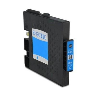 Cartuccia Compatibile Ricoh 405689 GC31C C Ciano 1900 Pagine No Oem