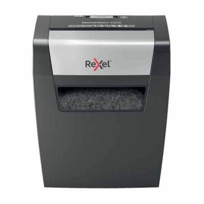 Distruggi Documenti Rexel Momentum X308 Taglio a Frammenti Capacità 8 Fogli 15 lt