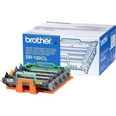 Drum Originale Brother DR130CL DR130 Bk C M Y 17000 Pagine