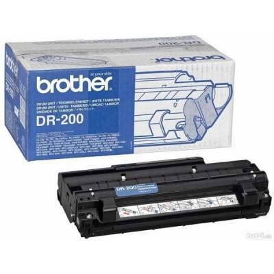 Drum Originale Brother DR200 26911 Bk Nero 20000 Pagine