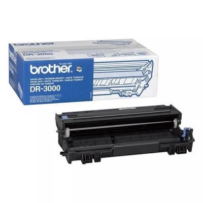 Drum Originale Brother DR3000 Bk Nero 20000 Pagine