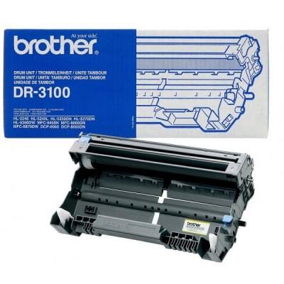 Drum Originale Brother DR3100 Bk Nero 25000 Pagine