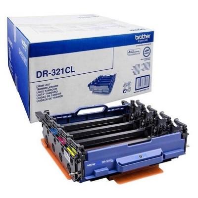 Drum Originale Brother DR321CL DR321 Bk C M Y 25000 Pagine