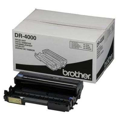 Drum Originale Brother DR4000 Bk Nero 30000 Pagine