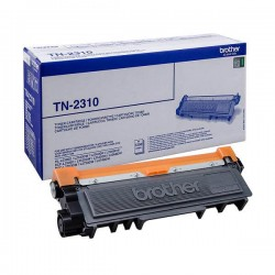 Toner Originale Brother TN-2310 Bk Nero 1200 Pagine