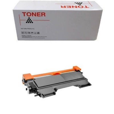 TONER COMPATIBILE BROTHER TN-2220 TN-450 TN-2210 TN-2010 BK da 2600 Pagine No Oem