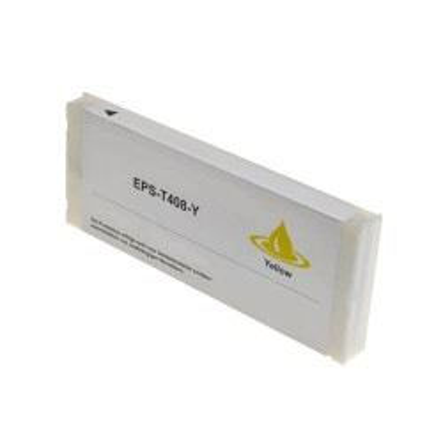 Cartuccia Compatibile Epson C13T408011 T408 Y Yellow 220ml No Oem