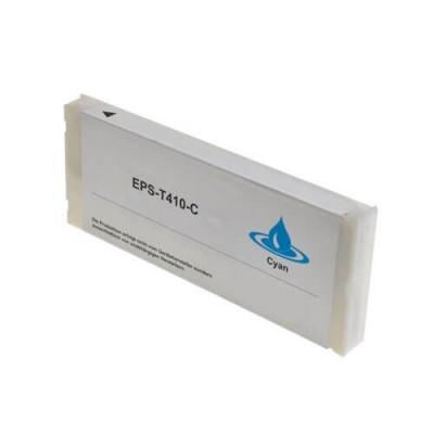 Cartuccia Compatibile Epson C13T410011 T410 C Ciano 220ml No Oem
