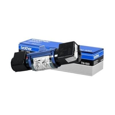 Toner Originale Brother TN-100 Bk Nero 3000 Pagine