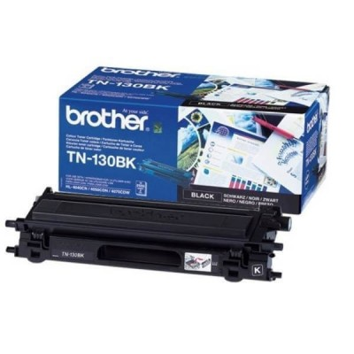 Toner Originale Brother TN-130BK Bk Nero 2500 Pagine