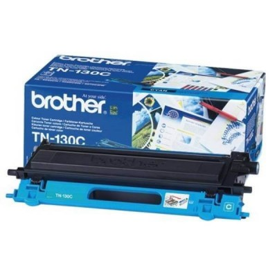 Toner Originale Brother TN-130C C Ciano 1500 Pagine