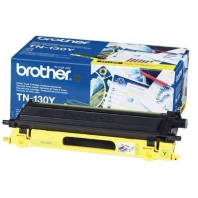 Toner Originale Brother TN-130Y Y Yellow 1500 Pagine