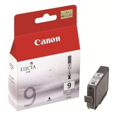 Cartuccia Originale Canon 1042B001 PGI9GY 14ml 1150 Pagine Grey Grigio