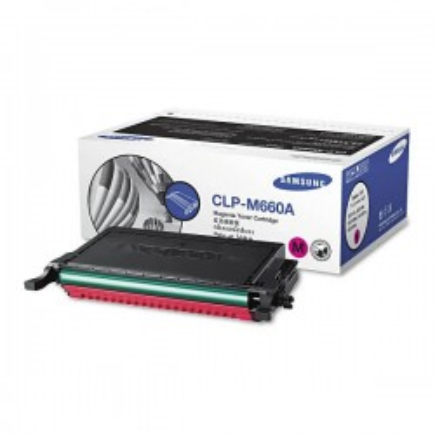 Toner Originale Samsung HP CLPM660AELS ST919A CLPM660A M Magenta 2000 Pagine