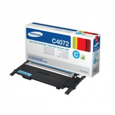 Toner Originale Samsung HP CLTC4072SELS SU262A C4072S C Ciano 1000 Pagine