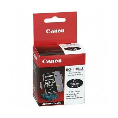 Cartuccia Originale Canon 0956A002 BCI-10 9ml 360 Pagine Bk Nero