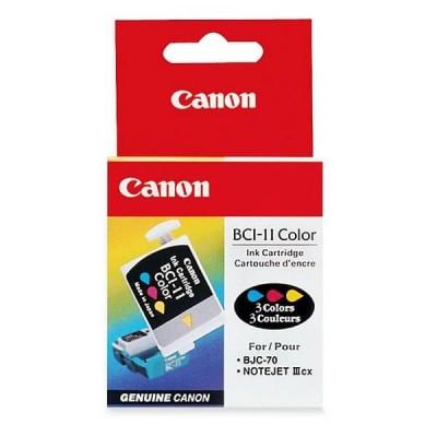 Cartuccia Originale Canon 0958A002 BCI-11C 105 Pagine Colore