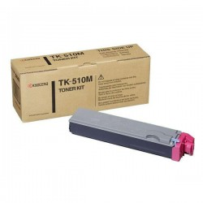 Toner Originale Kyocera 1T02F3BEU0 TK510M M Magenta 8000 Pagine