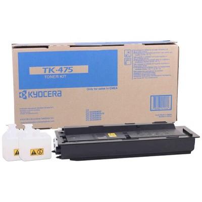 Toner Originale Kyocera 1T02K30NL0 TK475 Bk Nero 15000 Pagine