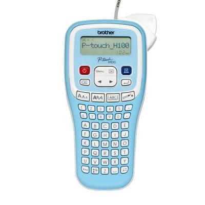 Etichettatrice Palmare Brother P-Touch H100LB stampa fino a 20mm al secondo