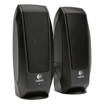 Casse Acustiche Speaker Logitec S-120 Colore Nero