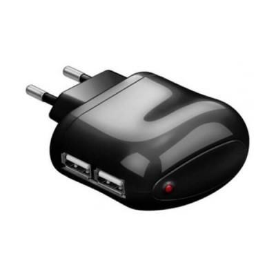 Alimentatore Con 2 Prese USB Mediacom M-USBCH2