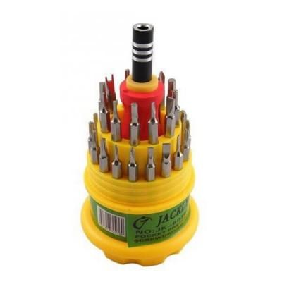 Set Cacciavite 31 in 1 Punte magnetiche per Telefono PDA Psp Mp3