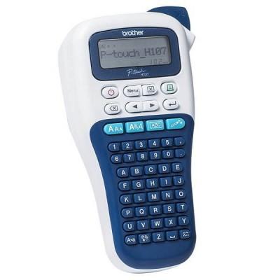 Etichettatrice Palmare Brother P-Touch H107B stampa fino a 20mm al secondo