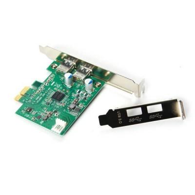 Pci Express Adapter Iomega 2x USB 3.0 34948 Adattatore 2x USB 3.0 Pci Express