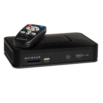 Netgear Neo TV 350 Hd Media Player Hdmi Ethernet Usb Memory Card