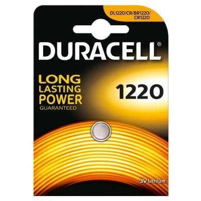 Batterie Bottone Duracell 1220 DL1220 CR BR1220 CR1220 3v Litio