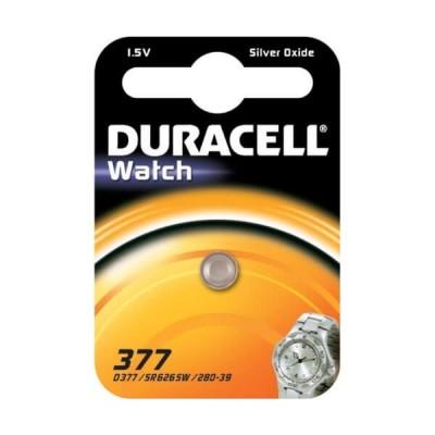 Batterie Bottone Duracell 377 D377 SR656SW 280-39