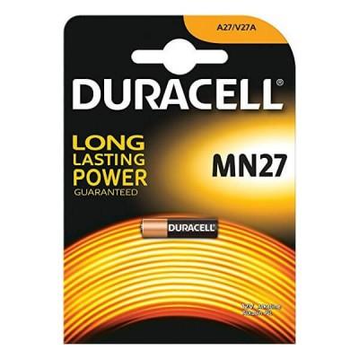 Batterie Duracell MN27 A27 V27A 8LR732 12v Alcalina