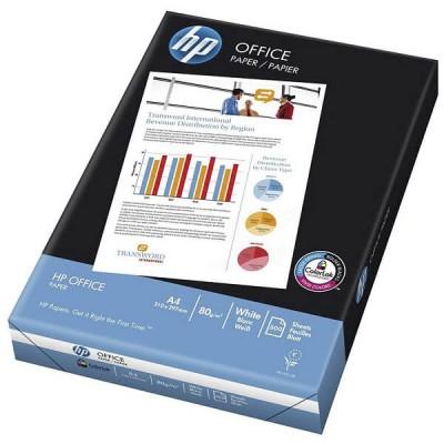 Carta A4 per Stampanti o Fotocopiatori HP CHP110 500 Fogli 80 Grammi Bianca
