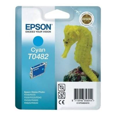 Cartuccia Originale Epson C13T04824010 T0482 C Ciano 13ML 400 Pagine