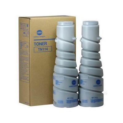 Confezione 2 Toner Originali Konica Minolta TN114 106B 8937-784 8937784 22000 Pagine 2 x 413gr