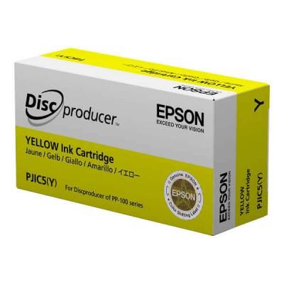 Cartuccia Originale Epson C13S020451 PJIC5 Y Yellow 26ML