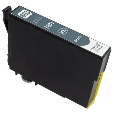 Cartuccia Compatibile Epson C13T03A14010 603XL BK Nero Non Originale