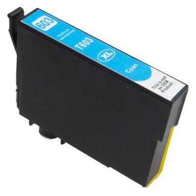 Cartuccia Compatibile Epson C13T03A24010 603XL  C Ciano Non Originale