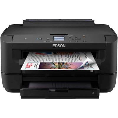 Stampante Multifunzione Epson WF-7210DTW Wifi 3 in 1 Scansione Copia Stampa Fronte Retro Automatico