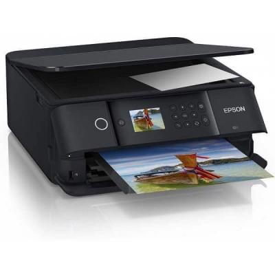 Stampante Multifunzione Epson XP-6100 Wifi 3 in 1 Scansione Copia Stampa SU Cd DVD