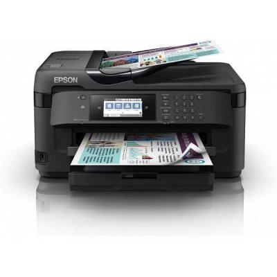 Stampante Multifunzione Epson WF-7715DWF Wifi 4 in 1 Scansione Copia Stampa Fax Fronte Retro Automatico