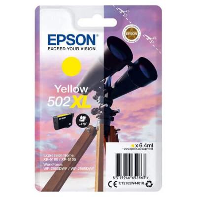Cartuccia Originale Epson C13T02W44010 502XL Y Yellow 6,4ml 470 Pagine