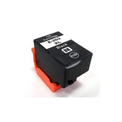 Cartuccia Compatibile Epson C13T02G14010 202XL BK Nero 24 ml 550 Pagine Non Originale
