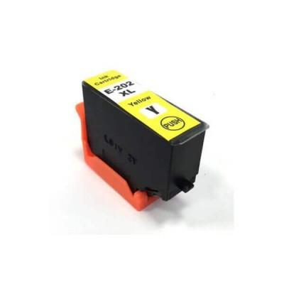 Cartuccia Compatibile Epson C13T02H44010 202XL Y Yellow 13 ml 650 Pagine Non Originale